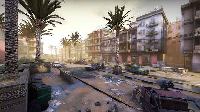 Gamebanana Insurgency Mapping Contest