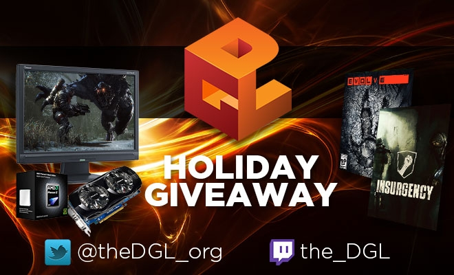 Holiday Giveaway EVERY WEEK till Feb 10th!
