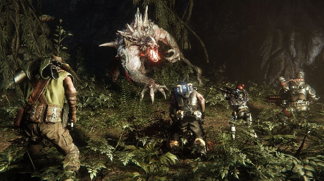 Welcome to Evolve - Happy Hunting!